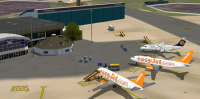 Scenery and Airports