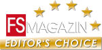 FSMagazin.de Editor's Choice award