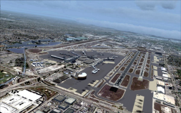 Miami City 2012 for FSX