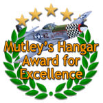 Mutley's Hangar Award for Excellence