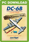 DC-6B Legends of Flight Cargo Expansion Pack