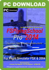FS Flying School Pro 2014