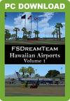 FSDreamTeam – Hawaiian Airports Volume 1