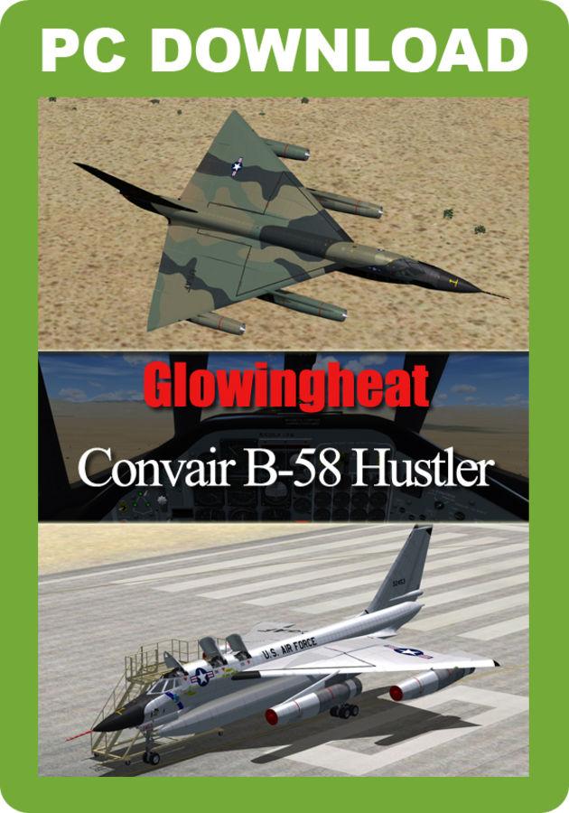 Fsx convair b 58 hustler that was