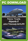 New York Airports X - John F. Kennedy International KJFK