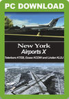 New York Airports X - Teterboro KTEB, Essex KCDW and Linden KLDJ